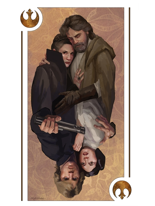 luke and leia final by Kayla Woodside hi res